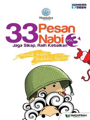 cover image of 33 Pesan Nabi, Volume 3