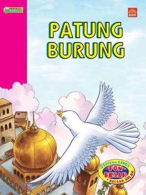 cover image of Patung Burung