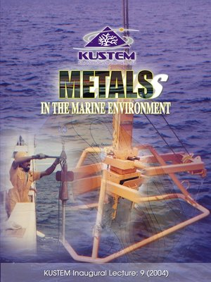 cover image of Metals In The Marine Environment