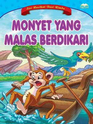cover image of Monyet Yang Malas Berdikari