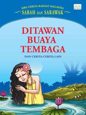 cover image of Ditawan Buaya Tembaga