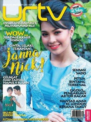 cover image of URTV, Ogos 2016