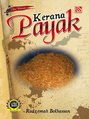 cover image of Kerana Payak