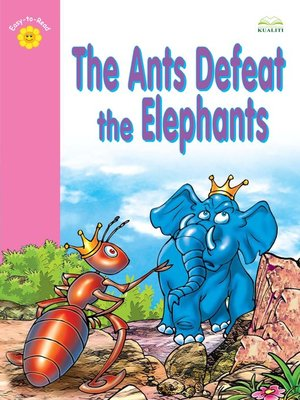 cover image of The Ants Defeat The Elephants