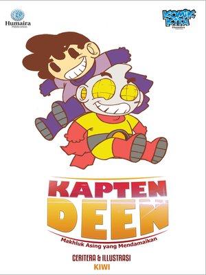 cover image of Kapten Deen