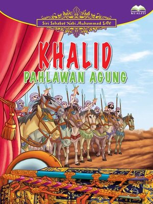 cover image of Khalid Pahlawan Agung