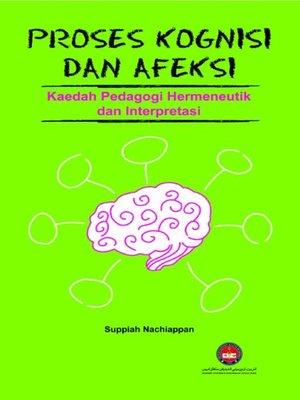 cover image of Proses Kognisi & Afeksi