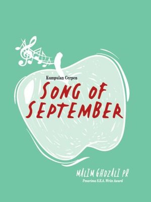 cover image of Kumpulan Cerpen SONG OF SEPTEMBER
