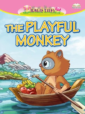cover image of The Playful Monkey