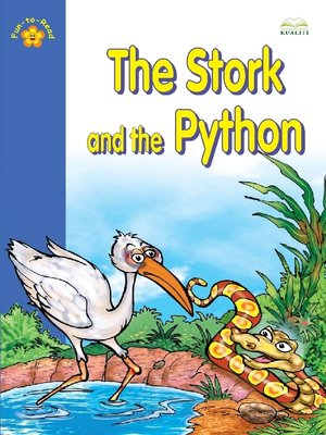 cover image of The Stork And The Python