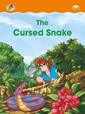 cover image of The Cursed Snake