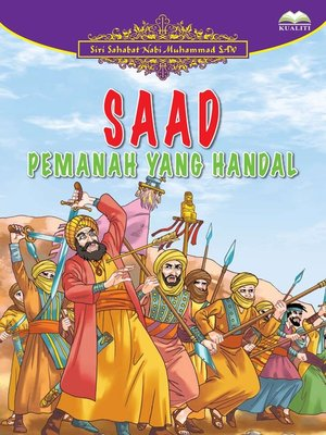 cover image of Saad Pemanah Yang Handal