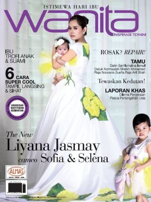 cover image of Wanita, Mei 2016