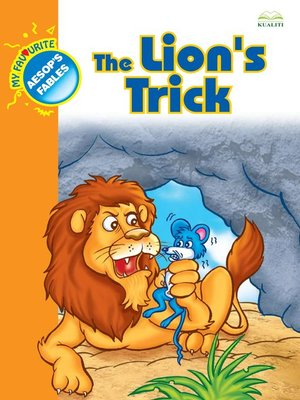cover image of The Lion's Trick