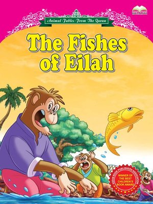cover image of The Fishes of Eilah