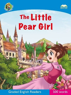 cover image of The Little Pear Girl