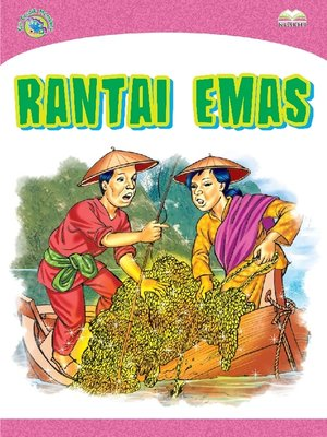 cover image of Rantai Emas