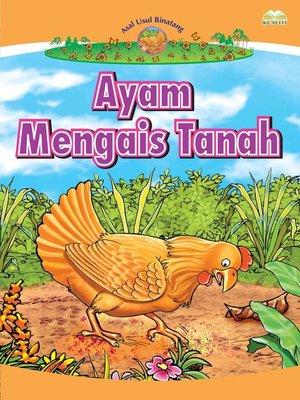 cover image of Ayam Mengais Tanah
