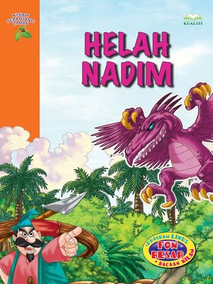 cover image of Helah Nadim