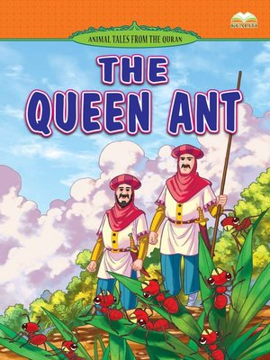 cover image of The Queen Ant