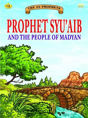 cover image of ProphetSyu'aib