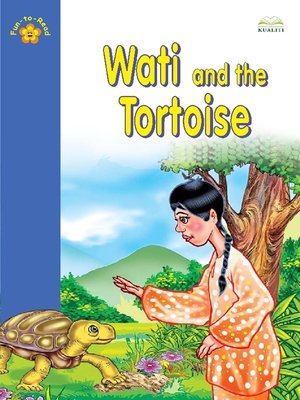 cover image of Wati And The Tortoise