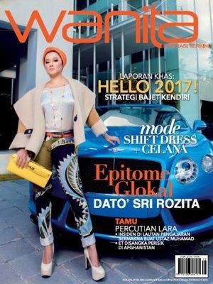 cover image of Wanita, Disember 2016
