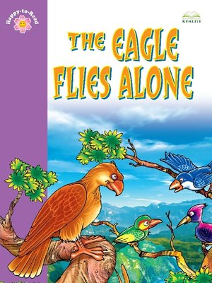 cover image of The Eagle Flies Alone