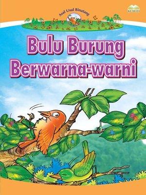 cover image of Bulu Burung Berwarna-Warni