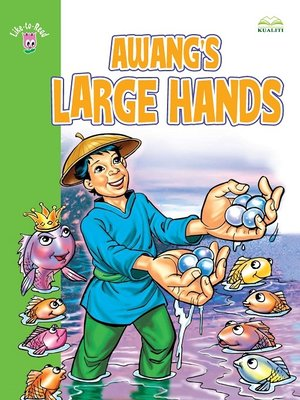 cover image of Awang's Large Hand
