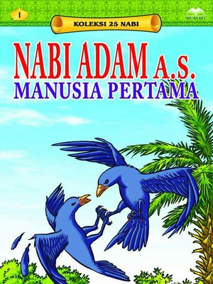 cover image of NabiAdama.s.ManusiaPertama