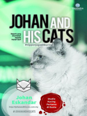cover image of Johan And His Cats