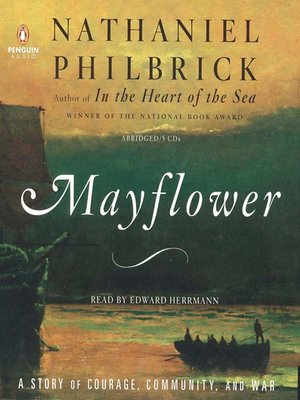 cover image of Mayflower