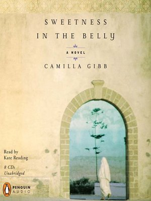 cover image of Sweetness in the Belly