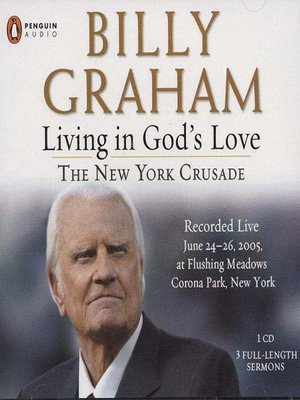 cover image of Living in God's Love