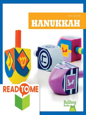 cover image of Hanukkah (Readalong Edition)
