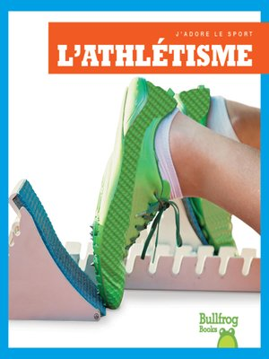 cover image of L'athlétisme (Track and Field)