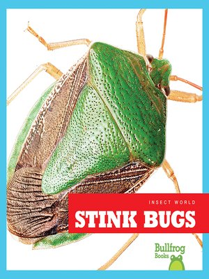 cover image of Stink Bugs