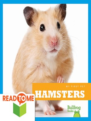 cover image of Hamsters (Readalong Edition)
