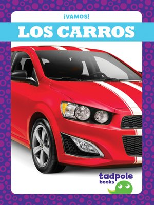 cover image of Los carros (Cars)