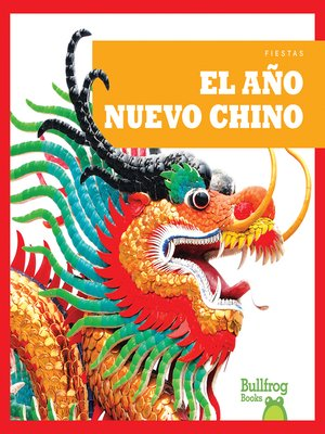 cover image of El Año Nuevo Chino / (Chinese New Year)
