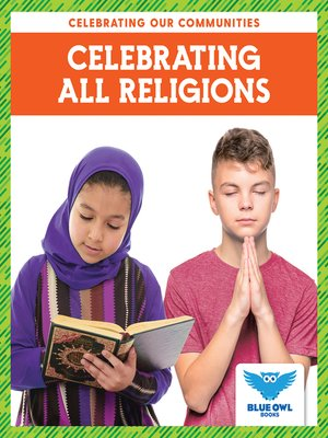 cover image of Celebrating All Religions
