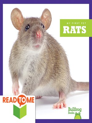 cover image of Rats (Readalong Edition)