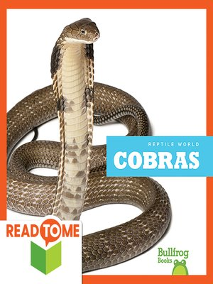 cover image of Cobras (Readalong Edition)