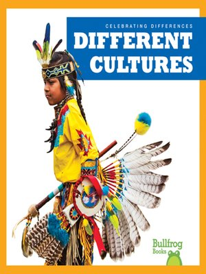 cover image of Different Cultures