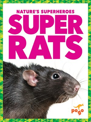 cover image of Super Rats