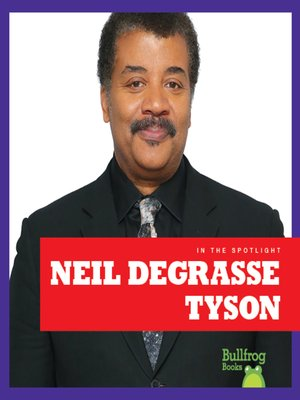 cover image of Neil deGrasse Tyson