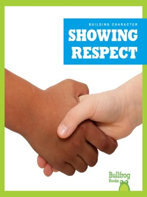 cover image of Showing Respect