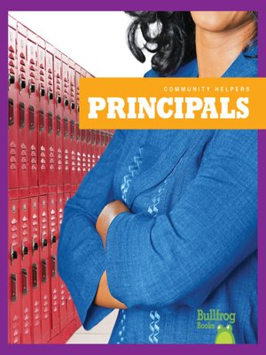 cover image of Principals