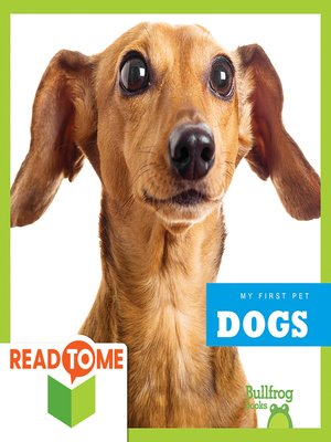 cover image of Dogs (Readalong Edition)